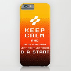 keep calm konami. iPhone 6s Slim Case