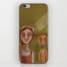 Lita und Laszlo iPhone & iPod Skin