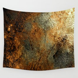Rust Texture 69 Wall Tapestry