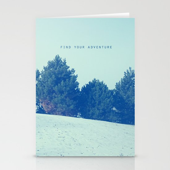 Find Your Adventure Stationery Cards