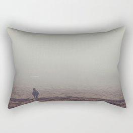 Not a troll but a horse Rectangular Pillow