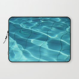 Water / Swimming Pool (Water Abstract) Laptop Sleeve
