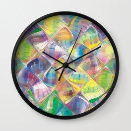 Road Trippin Wall Clock