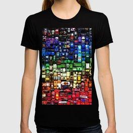 gridlock spectrum  T-shirt