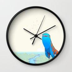 Derp Wall Clock