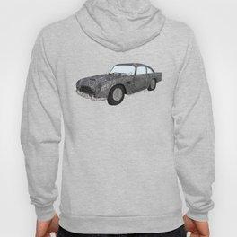 James Bond Aston Martin DB5 Hoody