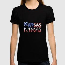 Kansas Kansas T-shirt