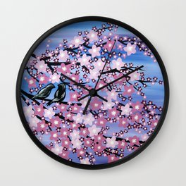 love divine Wall Clock