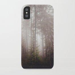 A fogilicious morning iPhone Case