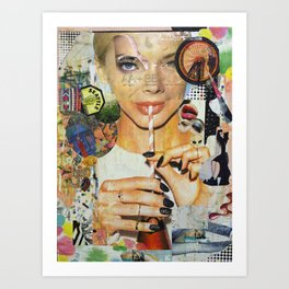 Bree Art Print