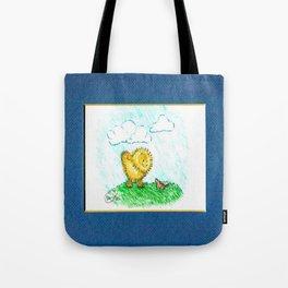 Tippy's Chipmunk Hunt Tote Bag