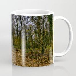 Autumn in the forest Coffee Mug