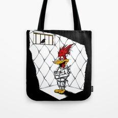 Woody Woodpecker Tote Bag