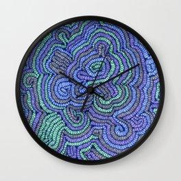 Coils Wall Clock