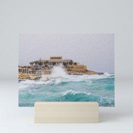 777 Mini Art Print