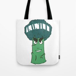 BUSHY BROWS! 'BROC-LEE' - NARUTO Tote Bag