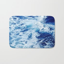 Deep Blue Sea Bath Mat