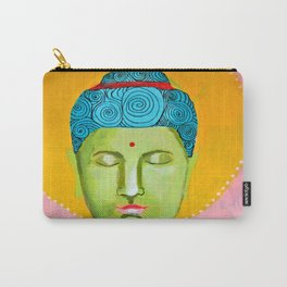 Even the Buddha needs a cuppa 2 Carry-All Pouch