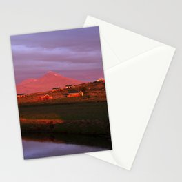 Midnight Sun II. Stationery Cards