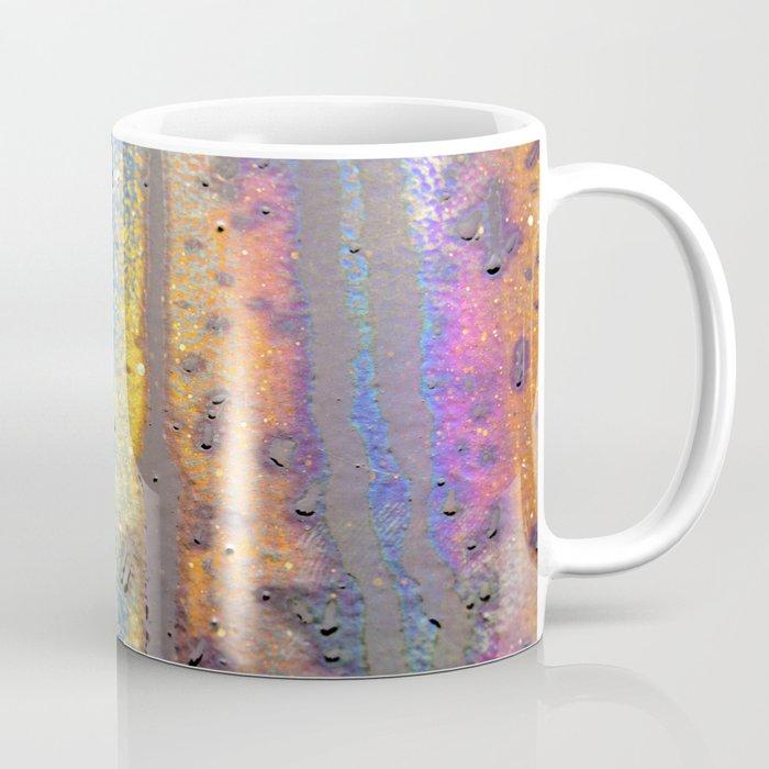 (t)Rainbow Coffee Mug