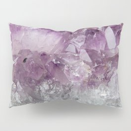 Amethyst Pillow Sham