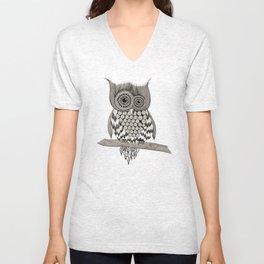 Rupert Owl Unisex V-Neck