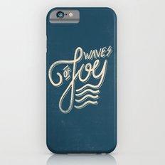 Waves of Joy iPhone 6s Slim Case