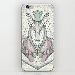 Desert Queen iPhone Skin
