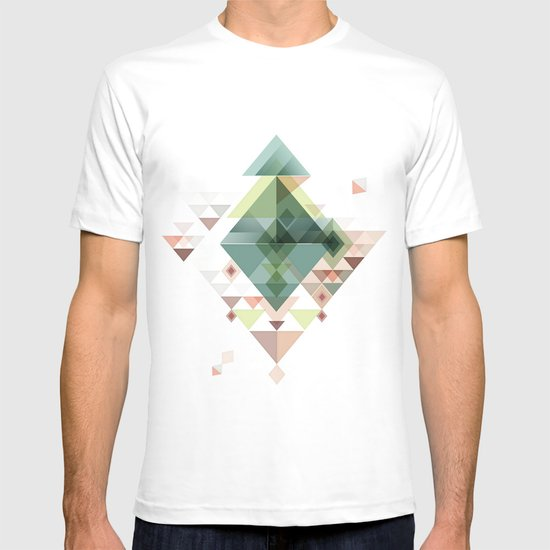Abstract illustration T-shirt