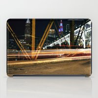cleveland iPad Cases featuring Cleveland Streaks  by ILiveinohio