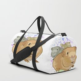 Guinea Pigs Duffle Bag