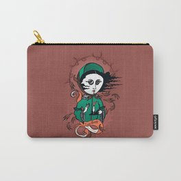 Emily Brontë Holy Writer Carry-All Pouch