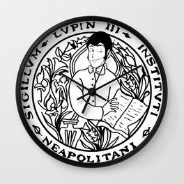 Lupin III University Wall Clock