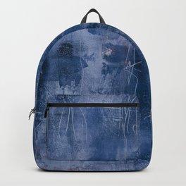 tex mix indigo Backpack