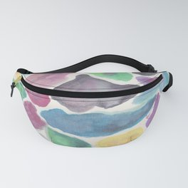 colorful pebbles. Fanny Pack