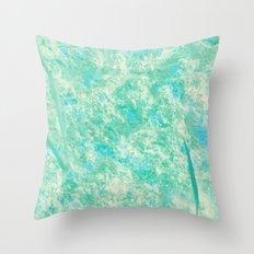121 Throw Pillow