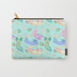 Just 'lotlin around Carry-All Pouch