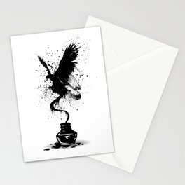 Ink Eagle Stationery Cards