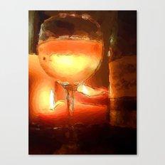 Light Wine Canvas Print