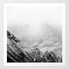 Tirol  Art Print