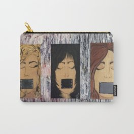 Silenced Girls  Carry-All Pouch