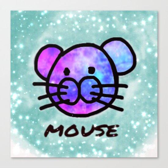 mouse-295 Canvas Print