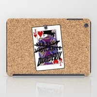 lawyer iPad Cases featuring Vigilante Named by Kramcox