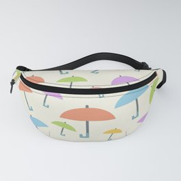 It's raining Fanny Pack