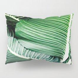 Palm-Tree Breeze Pillow Sham