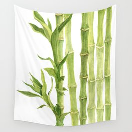 Panda's food Wall Tapestry