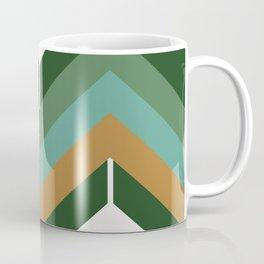 Oculus Home Green Gold Pillow Coffee Mug