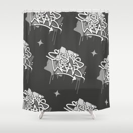 Eskis Repeat Shower Curtain