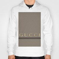 gucci Hoodies featuring Gucci Class by Goldflakes