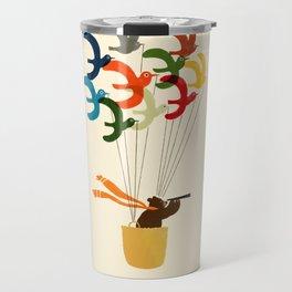 Whimsical Journey Travel Mug